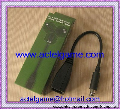 Xbox360 E power transfer cable