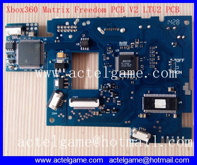 Xbox360 Matrix Freedom PCB 1175 V2