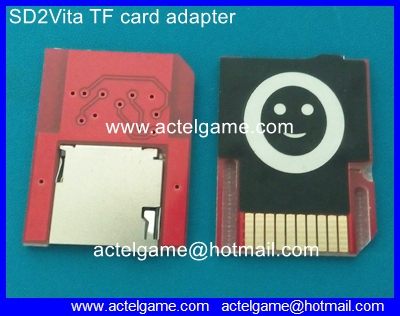 SD2VITA TF Card Adapter