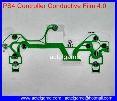 PS4 Controller Conductive Film 4.0