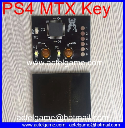 PS4 MTX Key