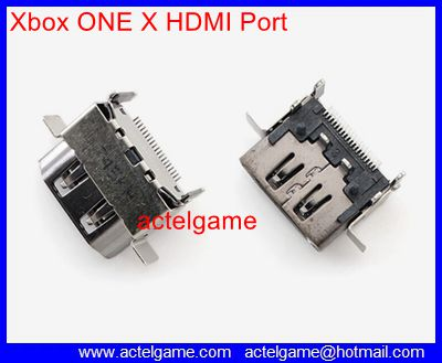 Xbox ONE X HDMI Port
